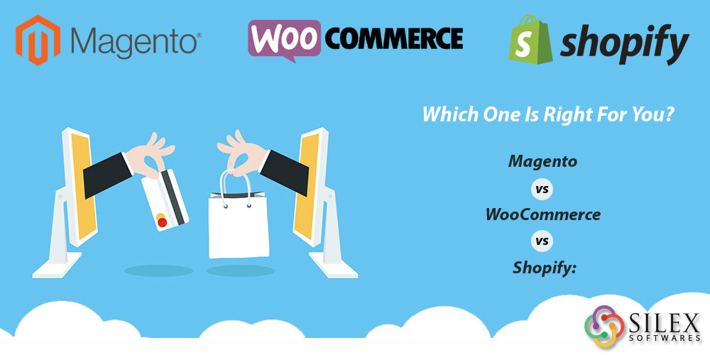 Magento Vs WooCommerce Vs Shopify: Which Ecommerce Platform is leading the race?