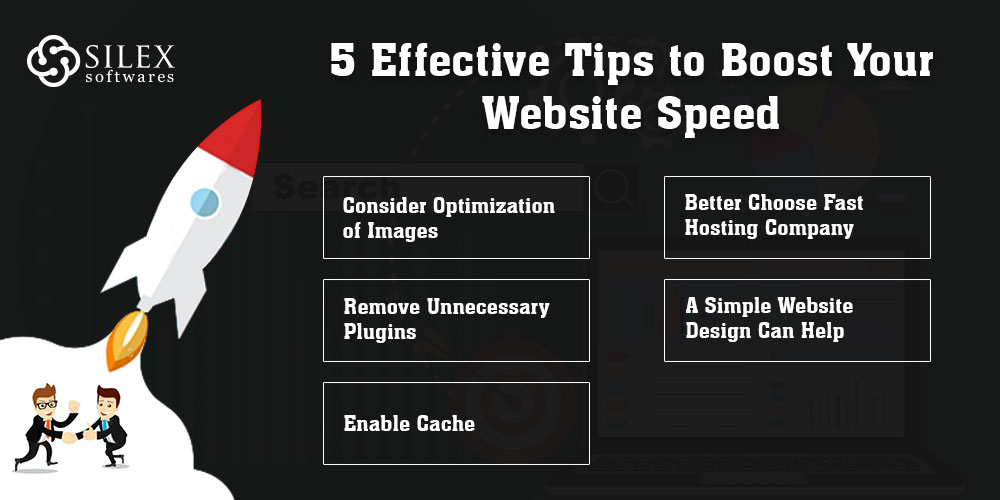 5 Effective Tips to Boost Your Website Speed