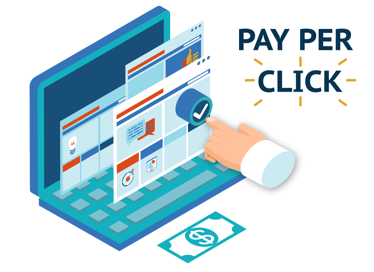 PPC Marketing(Pay-Per-Click)