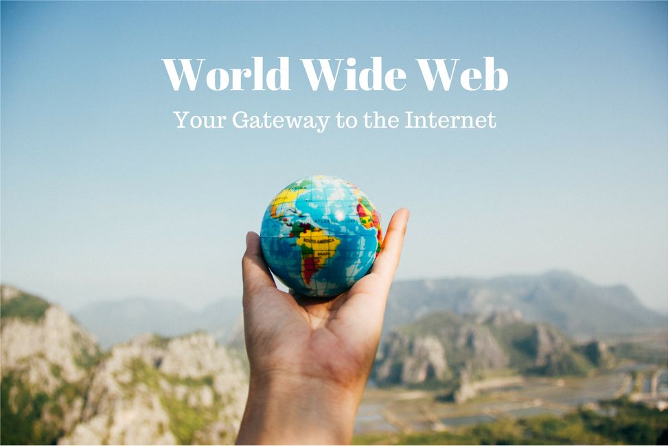 WWW – Your gateway to the internet