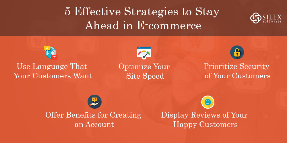 5 Effective Strategies to Stay Ahead in E-commerce